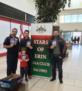 U8s' Recruiting in Leopardstown Shopping Centre