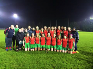 Stars of Erin Ladies Team