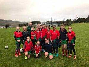 Stars of Erin U12 Girls Team 2017